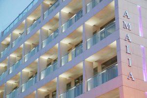 amalia hotel athens exterior