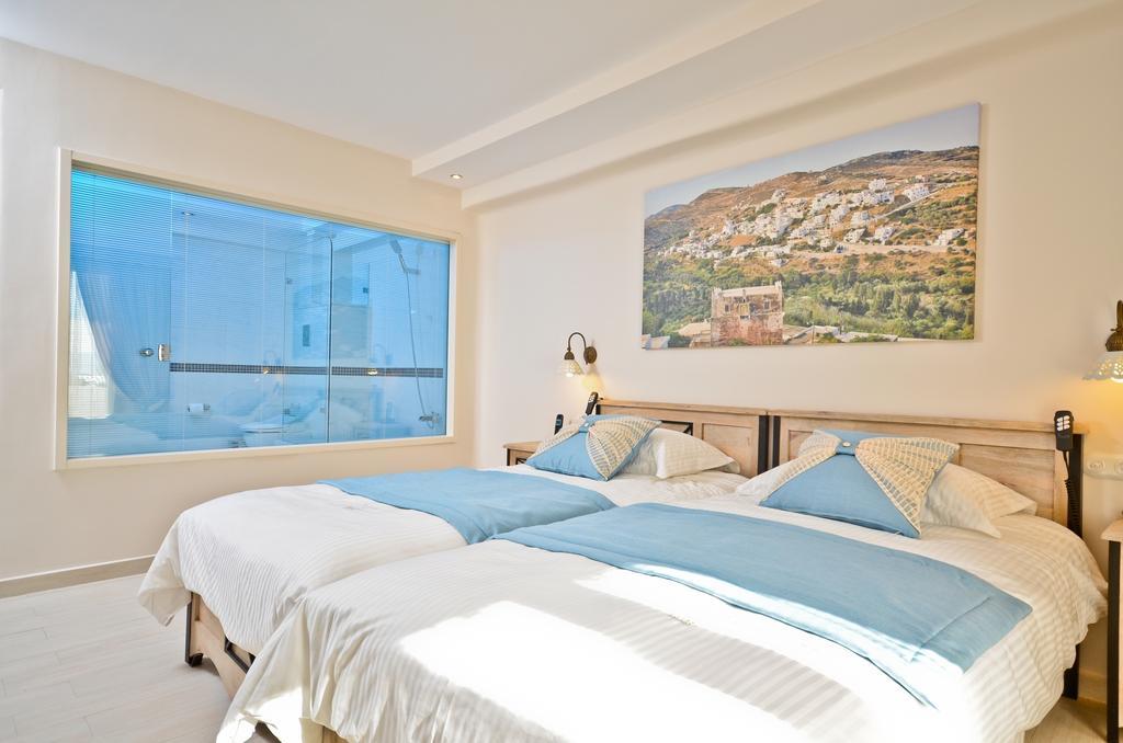 naxos island hotel interior