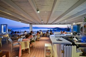 naxos island hotel lobby