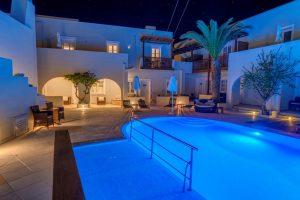 nissaki beach hotel naxos exterior