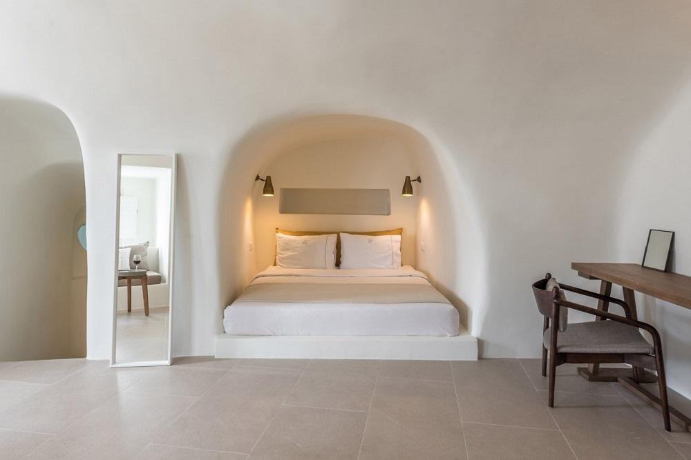 oia castle hotel