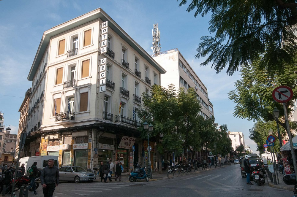 cecil hotel athens