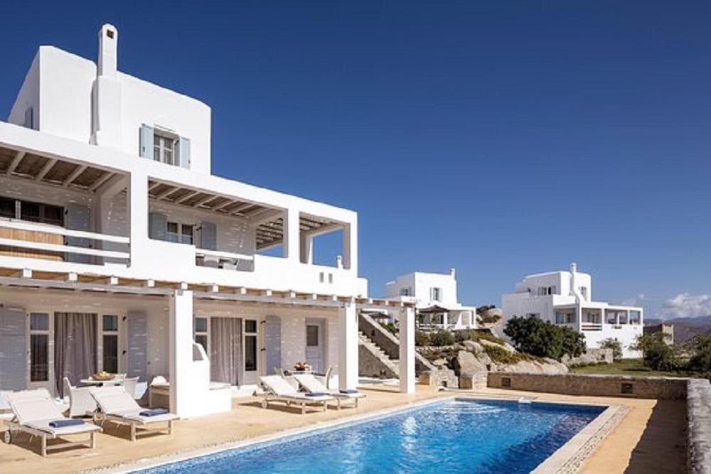 naxian collection luxury villas